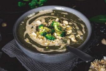 樂活蔬菜濃湯